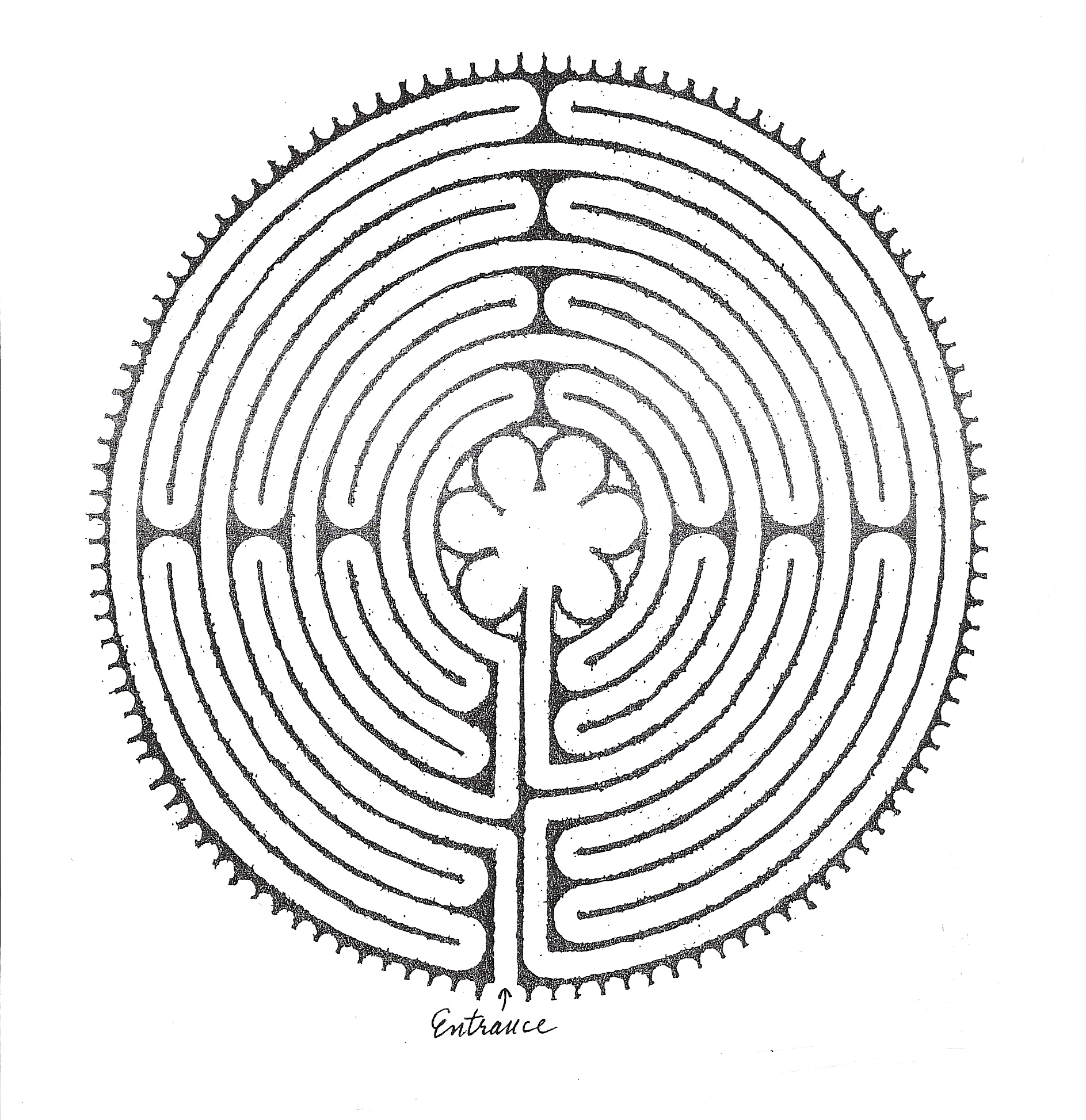 Labyrinth Designs Garden labyrinth garden beautiful I Bought The Design From The Grace Cathedral Veriditas Project That Dr Artress Was Promoting Through The Church And Around America The Labyrinth Design